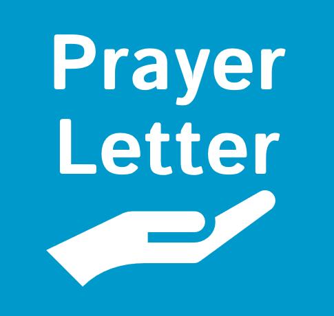 Pray Team Letter: July-August 2021