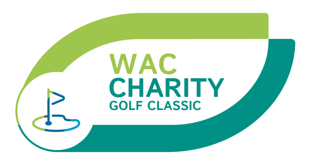WAC Charity Golf Classic logo.