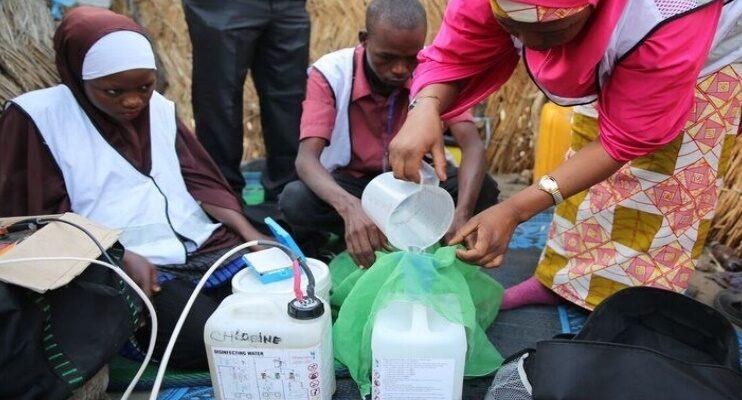 Help deliver clean water to Kamreri, Kenya